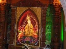 Santo Thomas Basilica 3 Fotografía de archivo