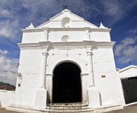 Santo thomas church Royalty Free Stock Image