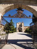 Santo Tomas monastery in Avila Stock Photo