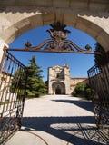 Santo Tomas monastery in Avila Stock Photo