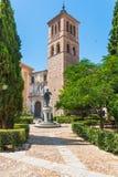 Santo Tome-kerk Royalty-vrije Stock Fotografie