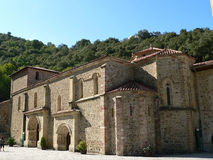 Santo Toribio de Liebana, Camaleno (Испания) Стоковое Изображение