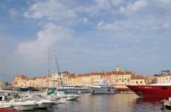 Santo Tropez Imagen de archivo libre de regalías