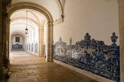 Santo Vicente de Fora Monastery en Lisboa, Portugal Fotografía de archivo libre de regalías