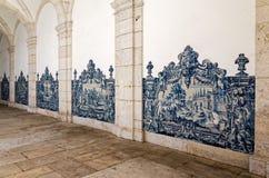 Santo Vicente de Fora Monastery en Lisboa, Portugal Imagenes de archivo