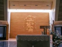 Santo Volto Church à Turin Image libre de droits