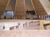 Santo Volto Church en Turín Imágenes de archivo libres de regalías