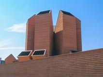 Santo Volto Church en Turín Fotografía de archivo libre de regalías