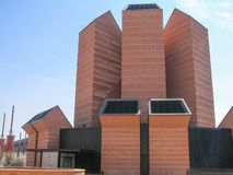 Santo Volto Church en Turín Imagen de archivo