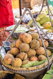 Santol, Asia fruit Royalty Free Stock Photo