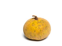 Santol fruit. Santol fruit on white isolate background Royalty Free Stock Photo