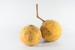 Santol frukt Arkivbilder