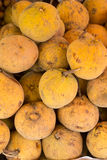 Santol. Tropical fruit in thailand royalty free stock photography