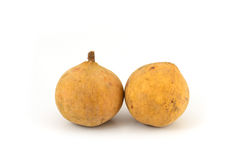 Santol tropical fruit Stock Image