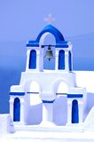 Santorin. Greek, holiday, church Royalty Free Stock Photos