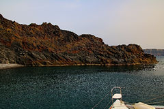 Santorin | Santorini στοκ εικόνες