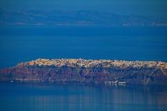 Santorin | Santorini στοκ φωτογραφία