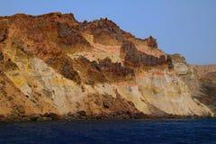 Santorin | Santorini Fotografering för Bildbyråer
