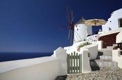 Santorini - île en Grèce Photos stock