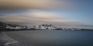 Santorini, Ελλάδα, νησιά Cyclade στοκ φωτογραφία με δικαίωμα ελεύθερης χρήσης