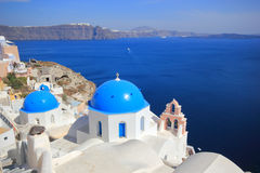 santorini νησιών της Ελλάδας Στοκ Εικόνες