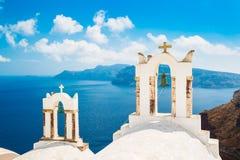 santorini νησιών της Ελλάδας Στοκ φωτογραφία με δικαίωμα ελεύθερης χρήσης