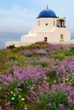 santorini της Ελλάδας επαρχίας π& Στοκ Φωτογραφίες
