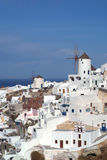 santorini Греции стоковые фото
