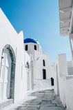 santorini Греции oia Стоковое Изображение