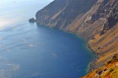 Santorini, Греция Стоковое фото RF