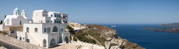 Santorini 06 Fotografia Stock