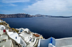Santorini 1 Stock Photography