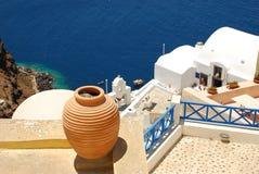 Santorini Стоковые Фотографии RF