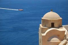 Santorini Стоковые Изображения RF