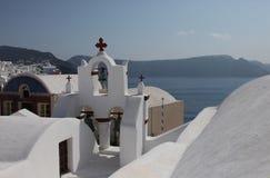 Santorini Lizenzfreies Stockfoto