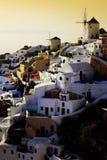 Santorini lizenzfreie stockfotografie