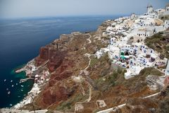 Santorini Royalty Free Stock Photo