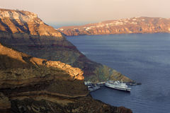 Santorini Royalty Free Stock Photos