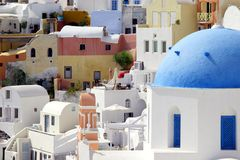 Santorini Royalty Free Stock Images