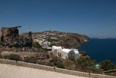 Santorini 19 Fotografia Royalty Free