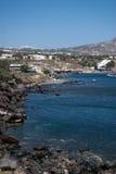 Santorini 21 Obrazy Royalty Free