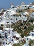 Santorini Imagen de archivo libre de regalías