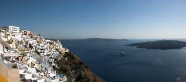 Santorini 25 Obraz Royalty Free