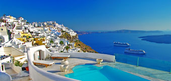 Santorini. Amazing Greece. Santorini - luxury holidays