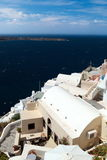 Santorini 库存图片