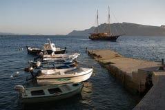 Santorini 32 Obrazy Royalty Free