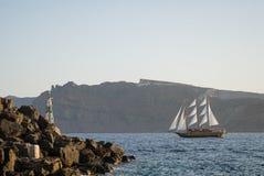 Santorini 35 Zdjęcie Royalty Free