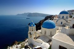 Santorini 3 Stock Photography