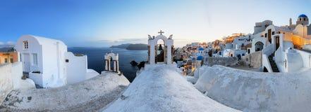 Santorini Arkivbild