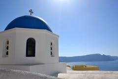 Santorini Fotografie Stock Libere da Diritti